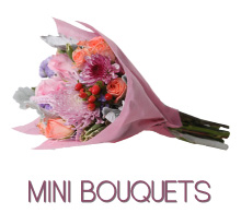 Floracause Mini Bouquets